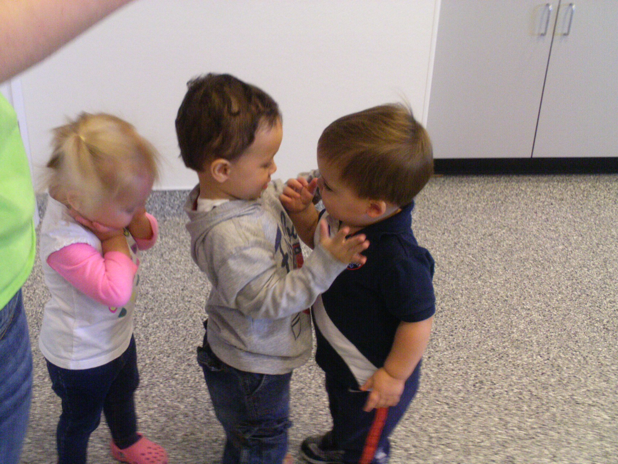 Being Kind to Others-Toddler B — Bright Start Academy ...
